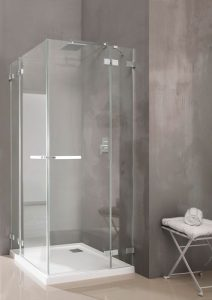 radaway zuhanykabin szögletes